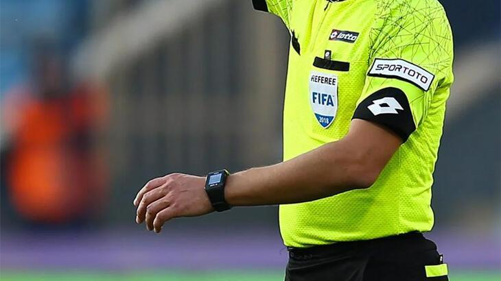 Süper Lig'de 9'uncu haftanın hakemleri belli oldu