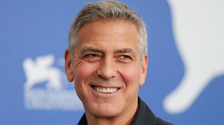George Clooney: 14 milyon doları arkadaşlarıma dağıttım