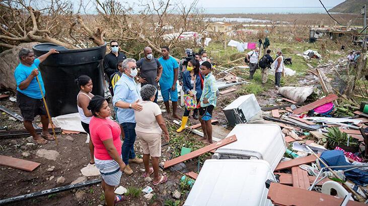 Iota Kasırgası, Nikaragua'yı vurdu: 2 ölü