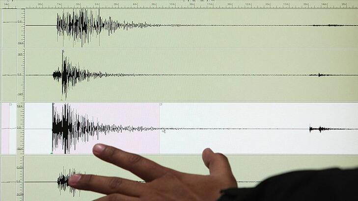 Çorum'da 4,2 büyüklüğündeki deprem