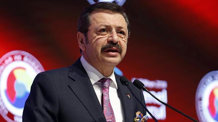 Hisarcıklıoğlu TOBB Türkiye Ekonomi Şurası'nda konuştu