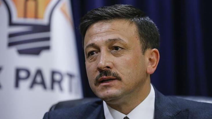 AK Parti'li Dağ'dan CHP'ye İzmir depremi eleştirisi