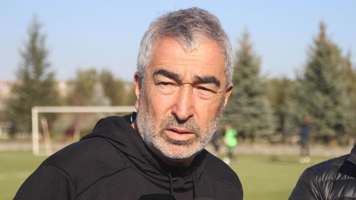 Samet Aybaba: İlk maçta çıkışa geçmek istiyoruz
