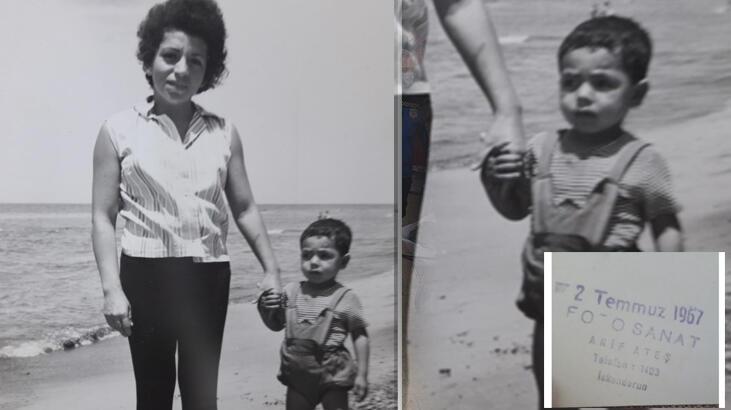 Dünyanın konuştuğu Uğur Şahin'in çocukluk fotoğrafı ortaya çıktı!