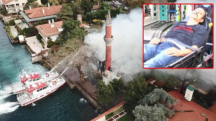 Vaniköy Camii imamının altınları bulundu