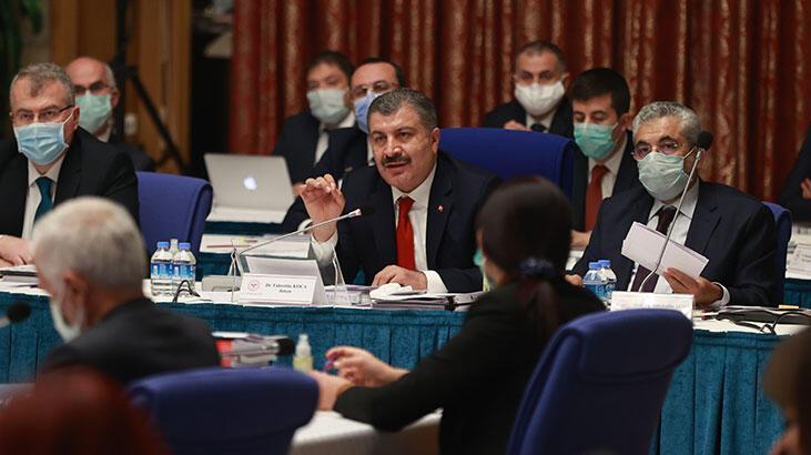 Bakan Koca'dan grip aşısı açıklaması: 600 bin kişiye yapıldı