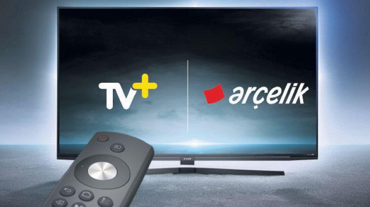 Turkcell TV+ tuşu artık Arçelik kumandasında
