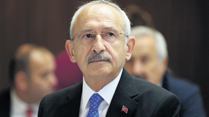 Kılıçdaroğlu, suç duyurusunda bulundu
