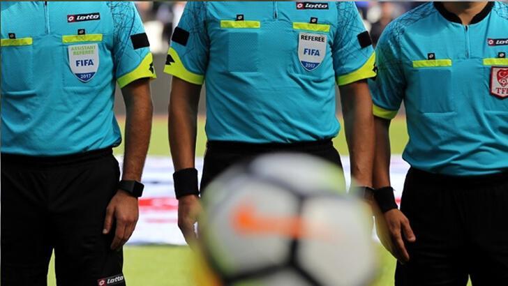 Hakemlere FIFA ayarı