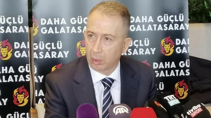 Metin Öztürk: Galatasaray'ın birisinin parasına ihtiyacı yok iyi yönetilmeye ihtiyacı var
