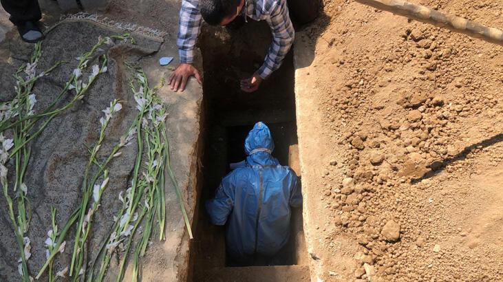 İran'da bir günde 476 ölüm