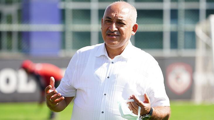 Gaziantep FK Başkanı Büyükekşi'den kulübe destek çağrısı