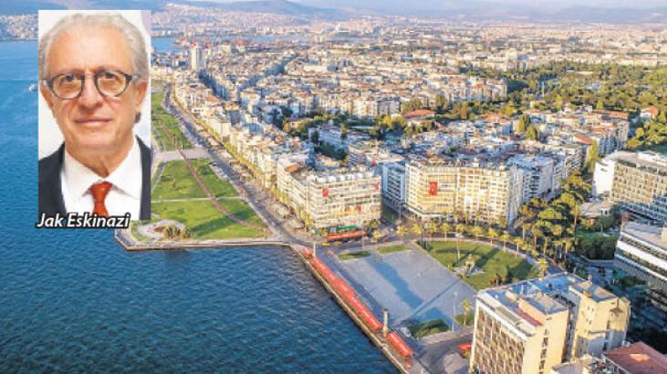İzmir, serbest şehir olmalı