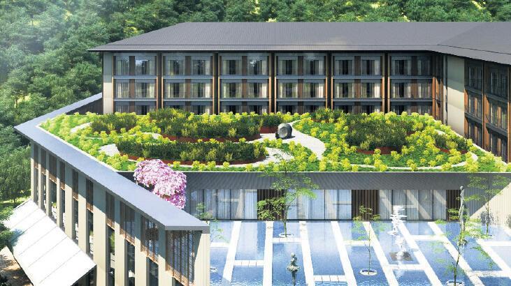 450 milyon yatırımla Sapanca'ya ikinci otel