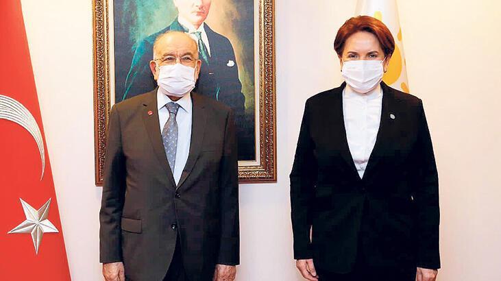 'Tehdidin adresi Adalet Bakanı'