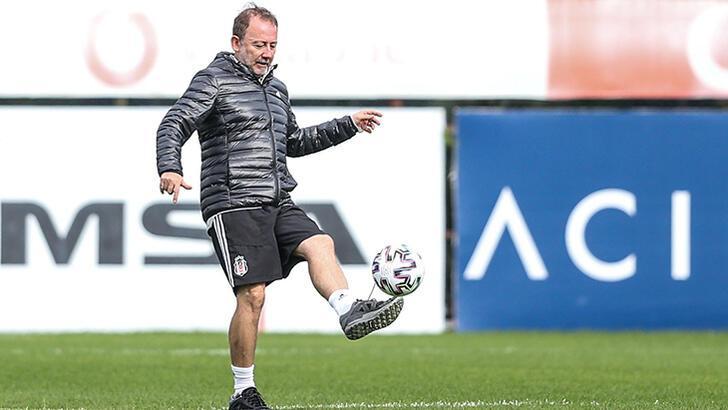 Son dakika - Sergen Yalçın: 'Beşiktaş'a yakışan mücadele istiyorum'