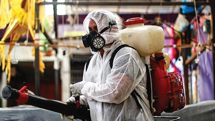 Son dakika: Meksika'da koronavirüste ölümler 100 bini aştı