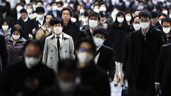 Son dakika: Tokyo'da covid-19 uyarı seviyesi en yükseğe çıkarıldı