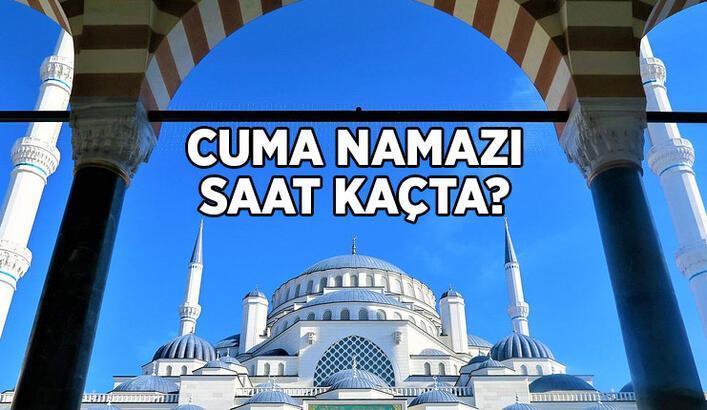 Bugün cuma namazı kaçta kılınacak? Cuma namazı saati kaçta? İstanbul, Ankara namaz saatleri