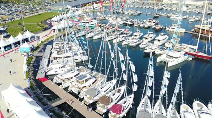 350 milyon değerinde 150 tekne satışı yapıldı
