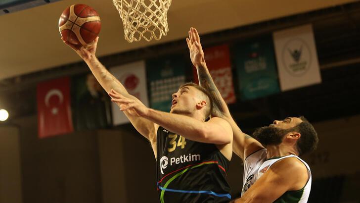 Son dakika | Aliağa Petkimspor'da bir basketbolcunun Kovid-19 testi pozitif