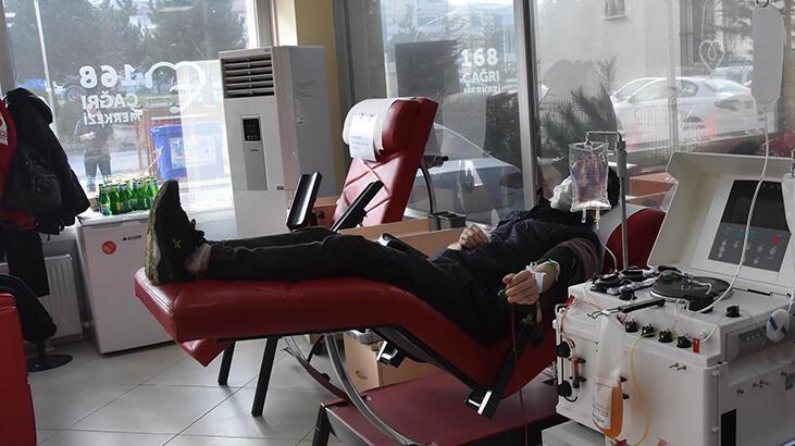 Kütahya'da immün plazma bağışı kabul edilmeye başlandı