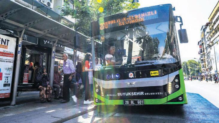 Otobüsler KPSS'ye  gireceklere ücretsiz