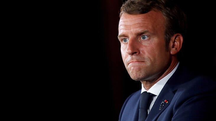 """Macron, Afrikalıların Fransa'ya olan """"sömürge"""" kızgınlığını Türkiye ve Rusya'ya bağladı"""