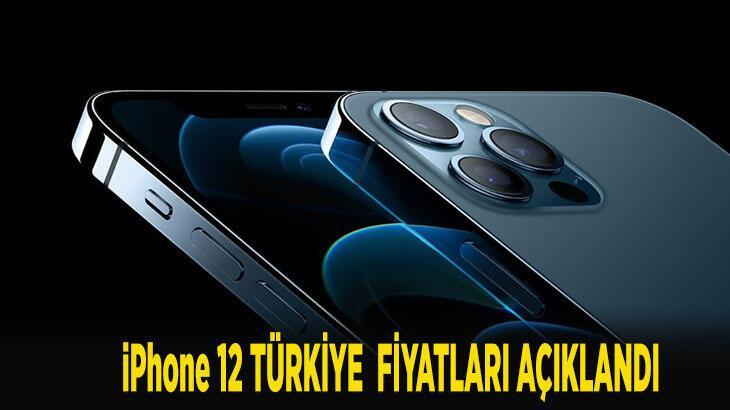 iPhone 12 Türkiye fiyatları ne kadar? İşte Türkiye iPhone 12, 12 Mini, 12 Pro ve 12 Pro Max fiyatları