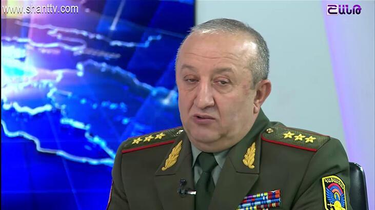 """Ermeni generalden """"Dağlık Karabağ çatışmalarında İskender füzesi kullanıldı"""" itirafı"""