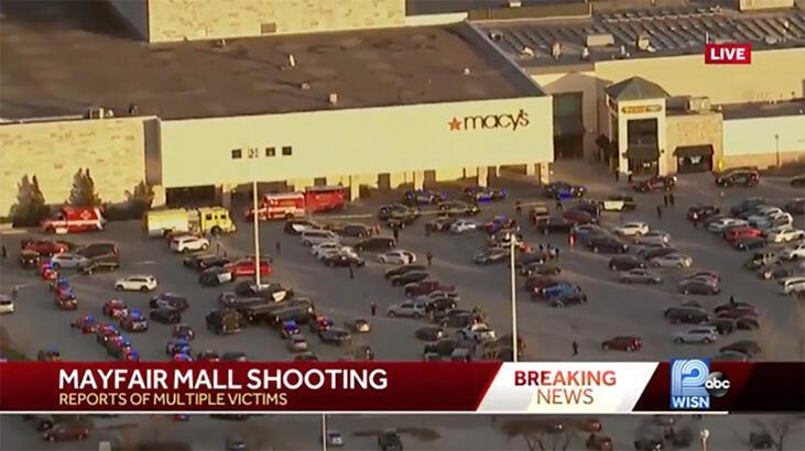 ABD'nin Wisconsin eyaletindeki silahlı saldırıda en az 3 kişi yaralandı