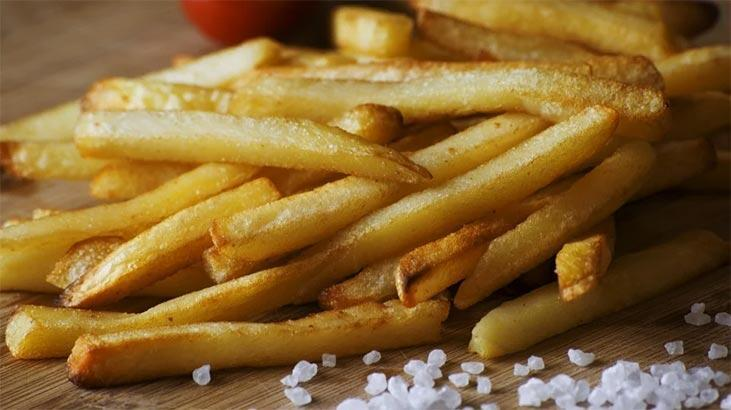 Patates Kızartması Görmek