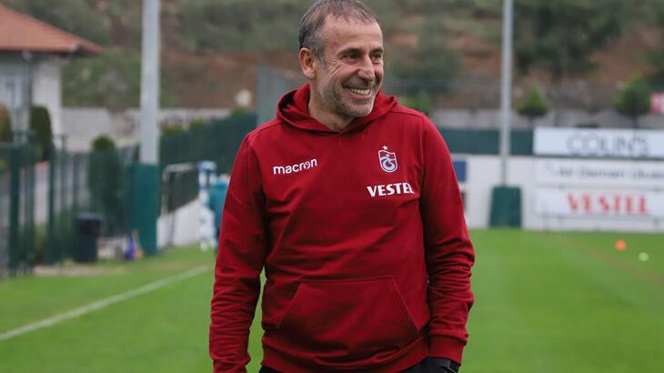 Trabzonspor'da Avcı'nın hedefi 3 puan!