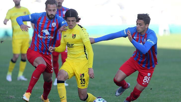 Altınordu-İstanbulspor: 1-0