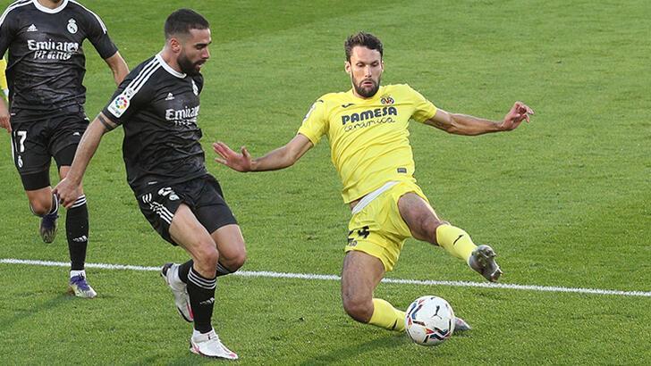 Villarreal - Real Madrid: 1-1