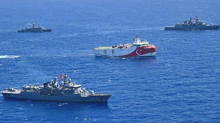 Son dakika... Türkiye'den Yunanistan'a Navtex cevabı