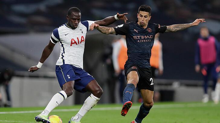 Tottenham, Manchester City'yi devirdi!