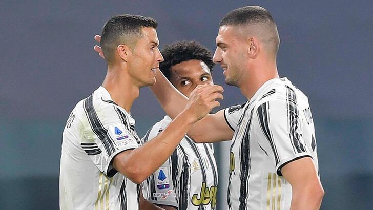 Juventus'ta Merih Demiral'ın gecesi! Ve Ronaldo...