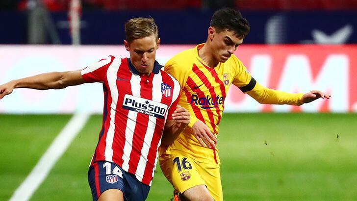Atletico Madrid - Barcelona: 1-0