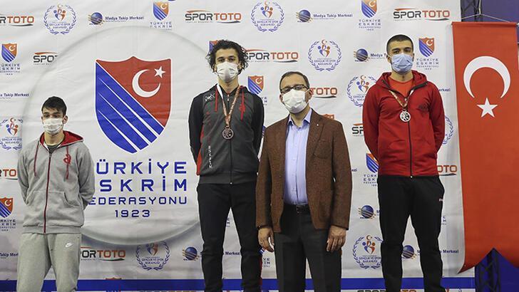 Bakan Kasapoğlu: 'Eskrim ümit veriyor'