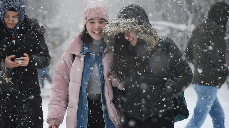 Son dakika... Meteoroloji'den kar uyarısı! Bu illerde yaşayanlar dikkat