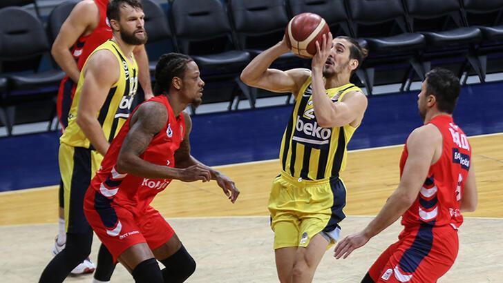 Fenerbahçe Beko - Bahçeşehir  Koleji: 70-56