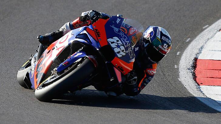 MotoGP'de son yarışı Miguel Oliveira kazandı