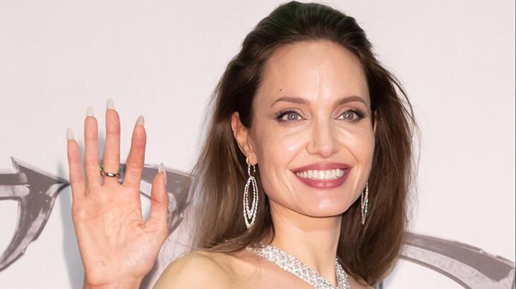 Angelina Jolie'nin yeni projesi