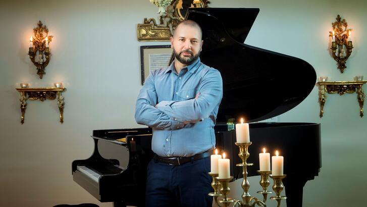 """""""Piyano beni bana yeniden anlatan eşsiz bir enstrüman"""""""