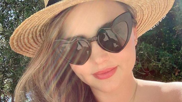 Miranda Kerr'den Katy Perry'ye teşekkür