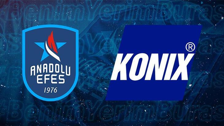 Anadolu Efes'e yeni hijyen sponsoru