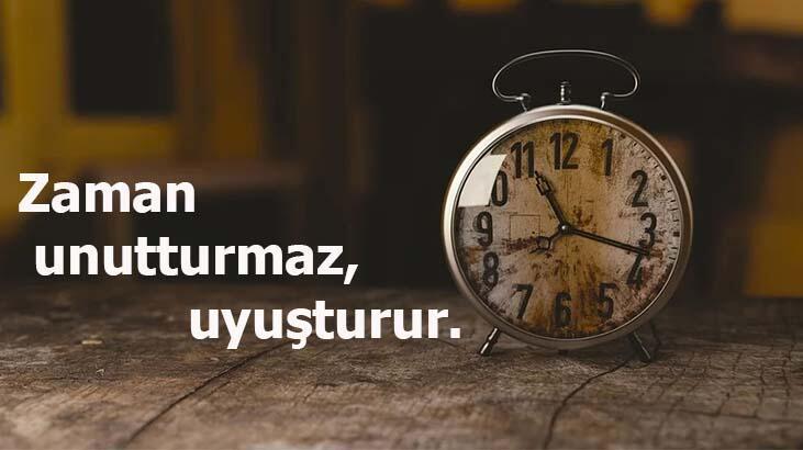 Zamanla İlgili Sözler: Doğru Zaman Yönetimi İle Sabır Ve Beklemek Üzerine Anlamlı Sözler