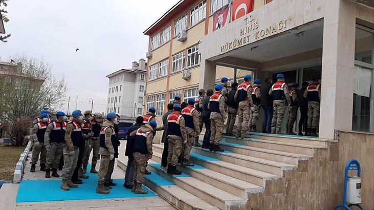 Erzurum'da silah ticareti operasyonu! 10 kişi tutuklandı
