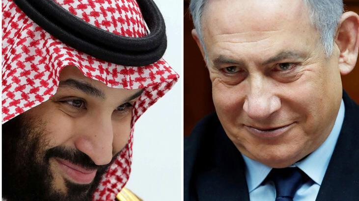 Son dakika... Gizli buluşma açığa çıktı! Netanyahu Suudi Arabistan'da...